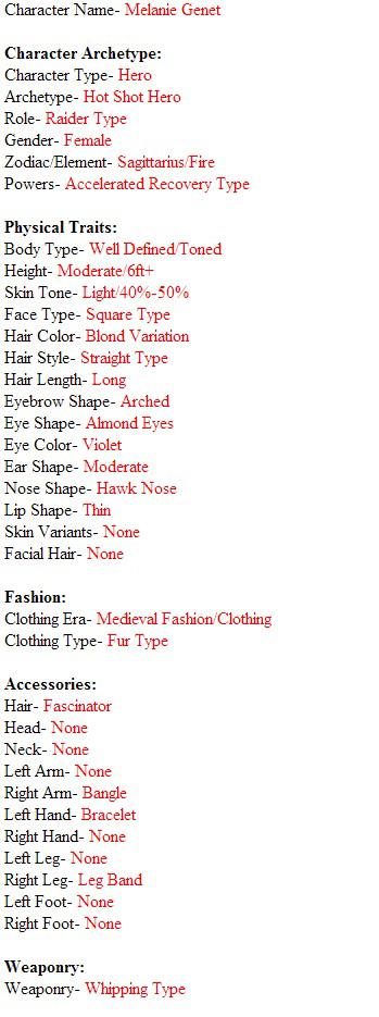 Zodiac Body Types